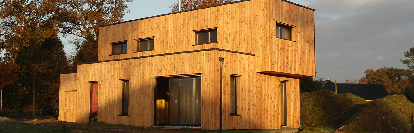 maison bois vannes obtenez des id es de design int ressantes en utilisant du. Black Bedroom Furniture Sets. Home Design Ideas