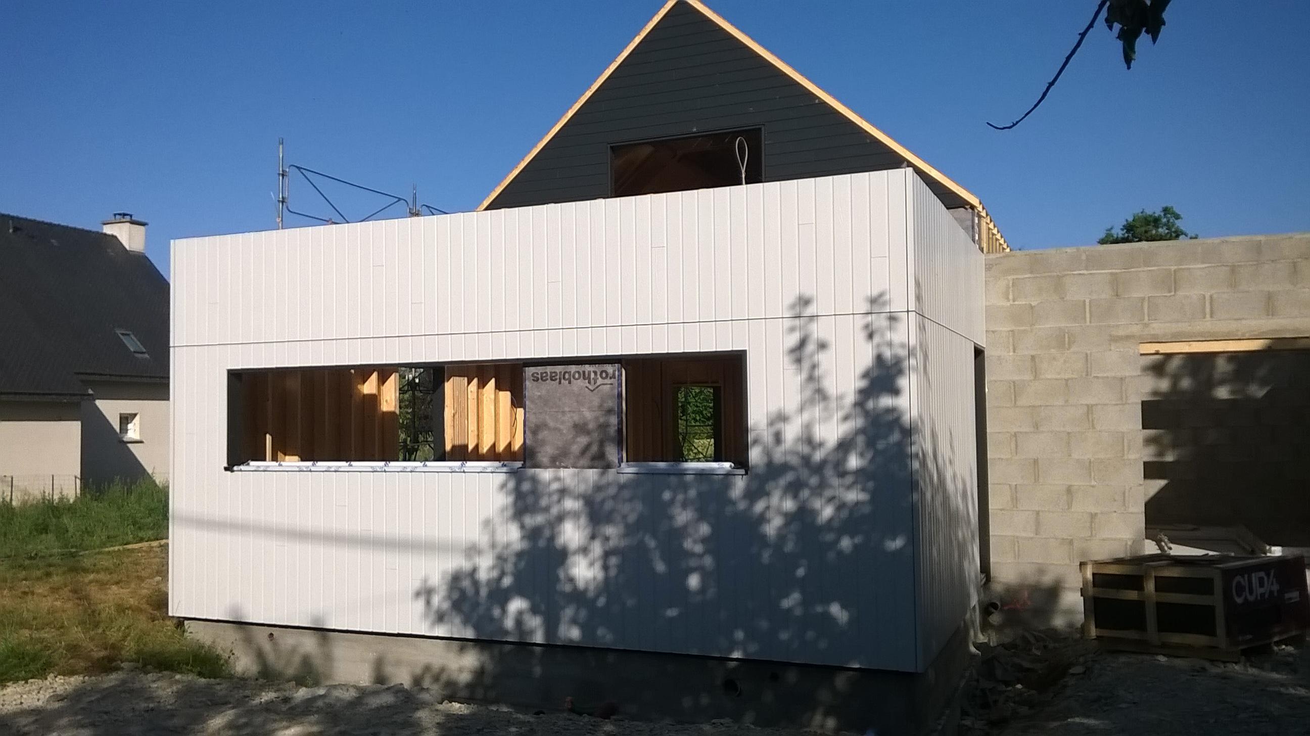 maison bois st ave obtenez des id es de design int ressantes en utilisant du. Black Bedroom Furniture Sets. Home Design Ideas